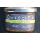 Emietté de truite au citron confit, 90 g