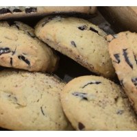 Cookies chocolat bio sans gluten x 3