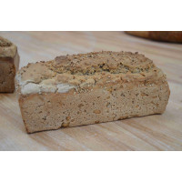 Pain bio sans gluten aux graines (riz, sarrasin, millet) , 500g