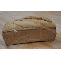 Pain bio sans gluten (riz, sarrasin, millet), 500g