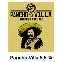 """Bière Blonde et fruitée """"Pancho Villa"""", 33 cl"""