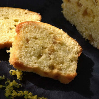 Cake citron gingembre, 100g