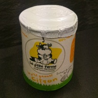 P'tits yaourts bio citron, 6x 125g