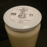 Yaourt bio Citron, pot familial 700 g