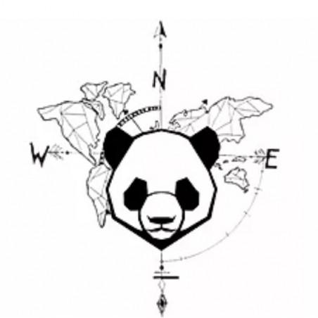 Petit Panda Zéro Déchet