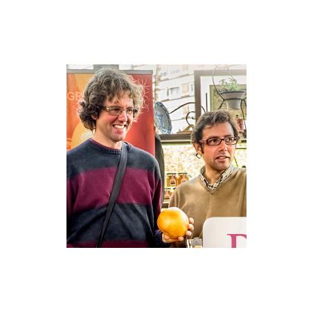 Juan & Cesar via ETICMIAM